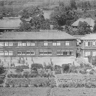 校舎の歴史のイメージ